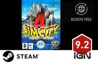 SimCity 4 Deluxe Edition [PC] Steam Download Key - FAST DELIVERY