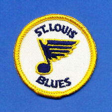 1970's ST. LOUIS BLUES NHL HOCKEY PATCH CREST VINTAGE stanley cup champions 2019