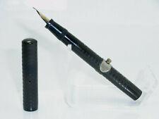 RARE antique THE JAXON PEN Self Filling No 4 BCHR fountain pen flexy 14ct M nib