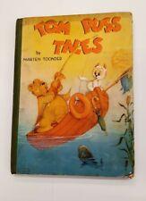 Tom Puss Tales By Marten Toonder Hardback