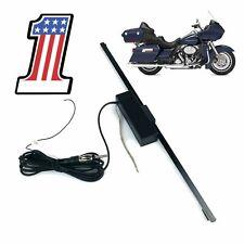 Hidden Amplified Antenna For Harley FLHT Fltr FLHX Touring Ultra Glide Cruiser