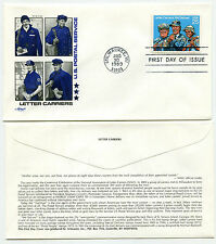 2420 Letter Carriers, We Deliver, Artmaster Fdc