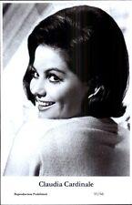 Beautiful Actress Claudia Cardinale 10/66 Swiftsure 2000 Postcard