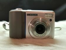 Samsung Digimax S800 8.1MP Digital Camera - Silver