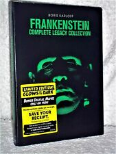 Frankenstein Complete Legacy Collection (DVD, 2020, 4-Disc) NEW classic horror