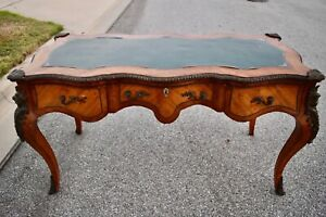 Vintage Late 18th Century French Louis Xv Style Writing Desk