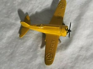Tootsietoy 1940s Fighter Plane Original