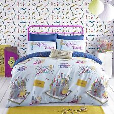 Charlie and the Chocolate Factory Single Duvet Cover Set by Roald Dahl