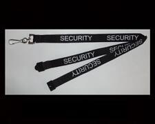 Security Guard lanyard, Crowd Controller Lanyard