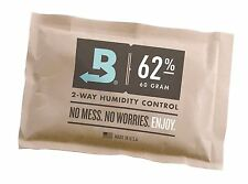 Boveda 62% RH 2-way Humidity Control, Large 60 - 67 gram, wrapped RM24