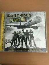 Iron Maiden Flight 666 CD New Sealed