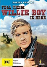 Tell Them Willie Boy Is Here (DVD, 2009)