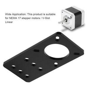 Stepper motor mounting plate for NEMA17  for NEMA 17 Stepper Motors Accessories