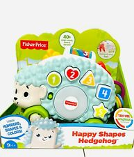 Fisher-Price Linkimals Happy Shapes Interactive Hedgehog.