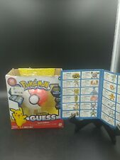 PokeMoN TRAINER GUESS Kanto Edition ELECTRONIC GUESSING GAME *NEW open box pics*
