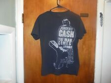 Johnny Cash : The Man Comes Around T Shirt Small Size ( S ) Black
