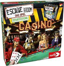 Abenteuerspiel Escape Room Casino Erweiterung