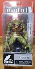 NECA RESIDENT EVIL 10TH ANNIVERSARY HUNTER FIGURE RARE SERIES 2 NEW/SEALED