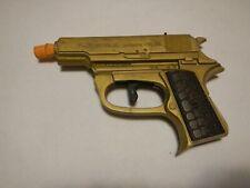 Vtg Zebra Automatic PSA.100 USA Rayline Soft Pellet Toy Cap Gun Pistol