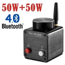 Little bear G5 Mini Class D Bluetooth 4.0 Digital Power Amplifier Amp 50W*2