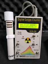 GCA-06W Digital Geiger Counter Radiation Monitor NRC Certification Ready