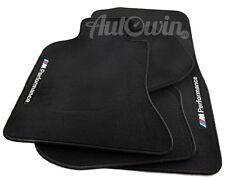 BMW X5M Series F85 Floor mats With M Performance Emblem LHD Clips