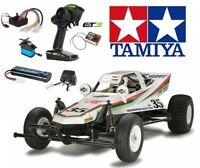 BARGAIN BUNDLE: Tamiya 58346 The Grasshopper RC Kit - DEAL BUNDLE with ET3 Radio