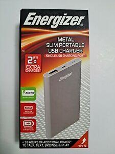 Ultra slim portable usb charger 3000mAh 2X EXTRA. ENERGIZER