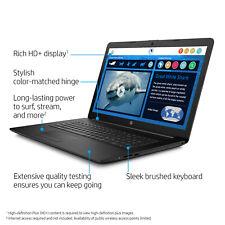 """NEW HP 17"""" HD+ Intel i3-1005G1 3.4GHz 4GB DDR4 1TB 16GB Optane HDD DVD Win 10"""