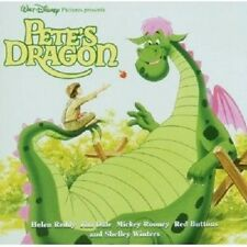 PETE'S DRAGON (ELLIOT DAS SCHMUNZELMONSTER) CD SOUNDTRACK/FILMMUSIK NEU