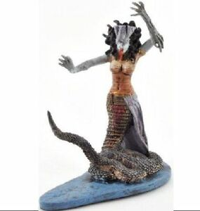 DeAgostini Mythological Lead Figure - Medusa - CH03