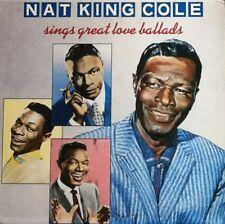 Nat King Cole - Nat King Cole Sings Great Love Ballads (LP, Comp) L26