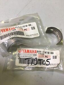 YAmaha 5VY-11416-00 1/2 coussinet bielle ( X2 ) 800 FZ8 1000 FZ1 Fazer