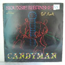 "Siouxsie And The Banshees ‎– Candyman (Vinyl 12"", Maxi 45 Tours)"