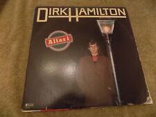 DIRK HAMILTON Alias I LP 70s soft rock