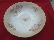 Edwardian porcelain blush bowl