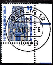 51) Berlin SWK 794 FN 0 Formnummer 50 Pf Eckrand 4 EUR mit EST Berlin 12 m Gummi
