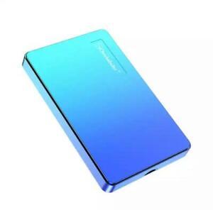 HDD external hard drive 2TB 1TB storage device for computer portable HD USB 3.0