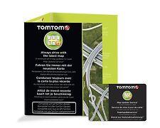 TomTom 1 Jahr Kartenupdate für alle* mobilen TomTom Navigationsgeräte