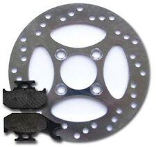 YAMAHA REAR Brake Disc Rotor Pads YFM 700 RAPTOR 06-10