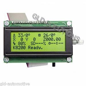 Scheda LCD controllo autonomo 3DRAG per STAMPANTE 3D Display Retroilluminato