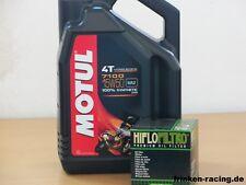 Motul Öl 7100 15W50 vollsyn / Ölfilter KTM 1050 Adventure ab Bj 2015