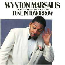 Wynton Marsalis The Original Soundtrack From TUNE IN TOMORROW CBS CD