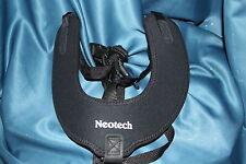 Neotech Super Harness Sax Strap, Swivel Hook, Fits Most, Black, MPN 2601162