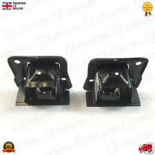 FORD FRONT BUMPER RH + LH MOUNTING BRACKETS FOR FOCUS 98/05 1075636, 1075637