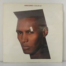 "Grace Jones ‎– Living My Life (Vinyl, 12"", LP)"