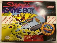 Super Gameboy Factory Sealed Rare
