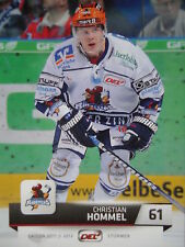 122 Christian Hommel Iserlohn Roosters DEL 2011-12