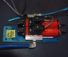 """Fluidsentry ½"""" Monitored Pneumatic Valves  On Series Ported Manifold  PBS-41"""