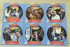 ONLY FOOLS AND HORSES COMPLETE SERIES 1 EP 1-6 THE SUN PROMO DVDs
